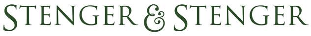Stenger Logo Home