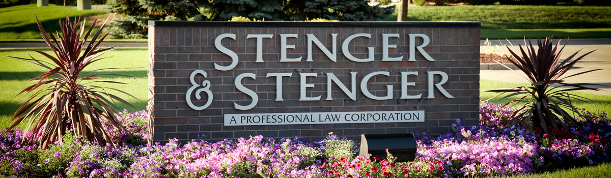 Stenger & Stenger A Professional Law Corporation